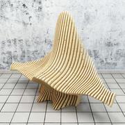 Parametrik koltuk 3d model