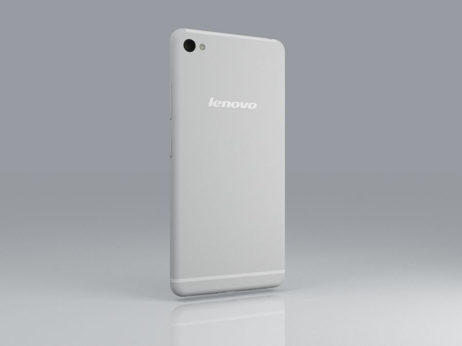 Lenovo S90 electronic royalty-free modelo 3d - Preview no. 4