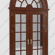 French Door 1 3d model