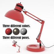 台灯 3d model
