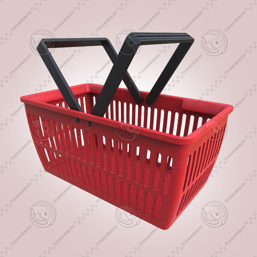 ddd4fe8ef16 Shopping Basket 3D Model  15 - .obj .fbx .c4d .3ds - Free3D