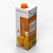Fruit Juice 3d model