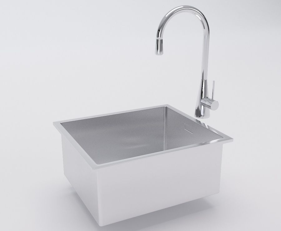 Kitchen Sink 3ds Max Model Free - Kitchen Appliances Tips