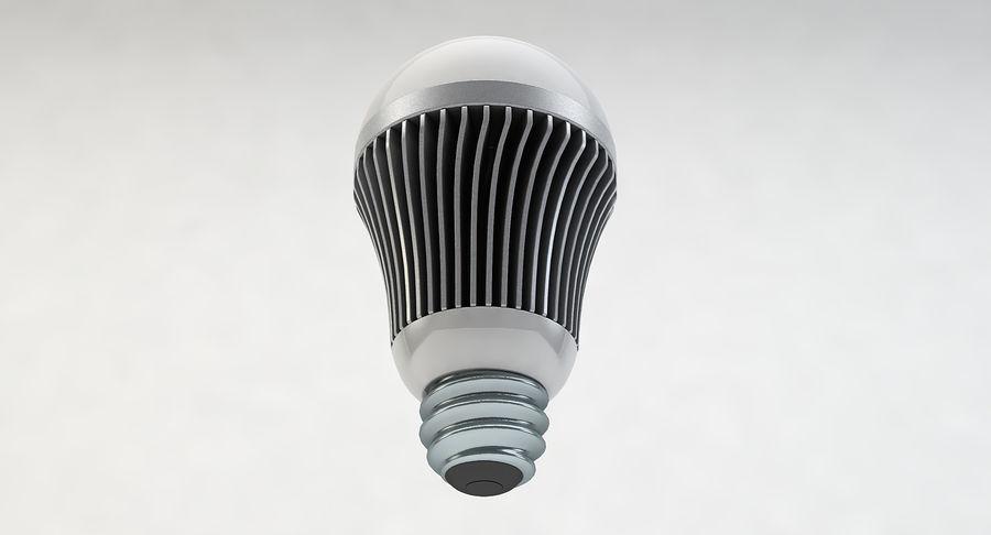 LED Lightbulb royalty-free 3d model - Preview no. 4