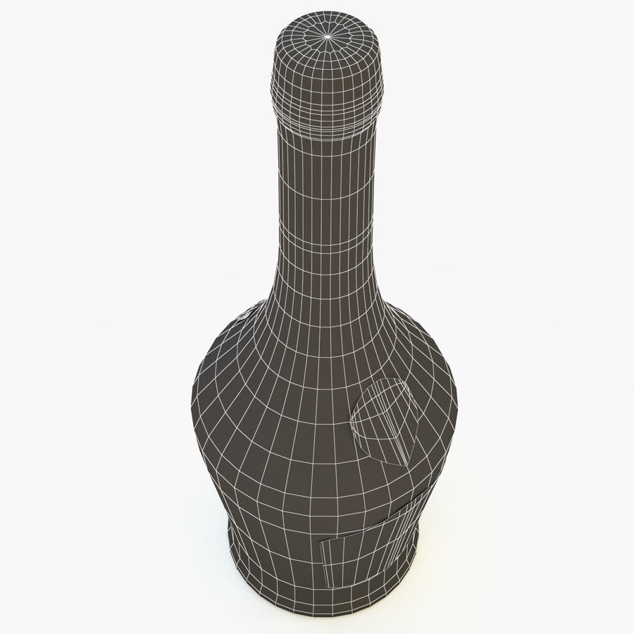 Cognac royalty-free 3d model - Preview no. 17