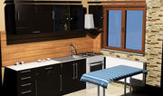 Kitchen Pack 3d model