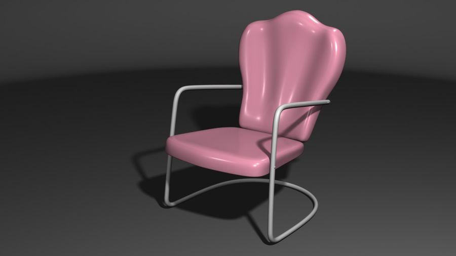 Sedie In Metallo Vintage : Sedie metallo vintage usate tavoli sedie lampade come abbinarli