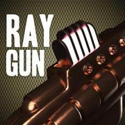 Ray Gun 3d model
