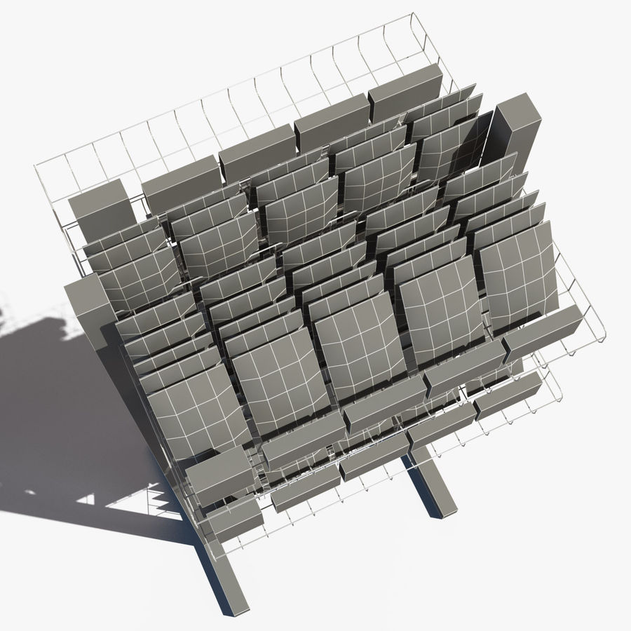 Rack royalty-free 3d model - Preview no. 21