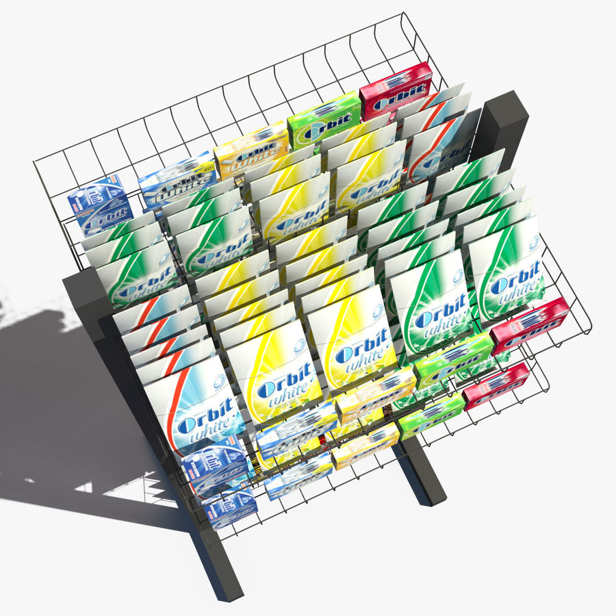 Rack royalty-free 3d model - Preview no. 9