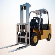 Forklift (vray) 1 3d model