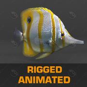 Fisch 2 3d model