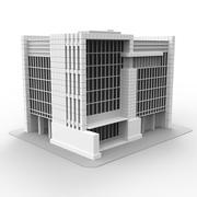 Building02 3d model