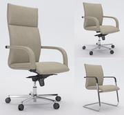 Kolekcja Office Chair 5 3d model