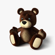 Teddy Bear 2 3d model
