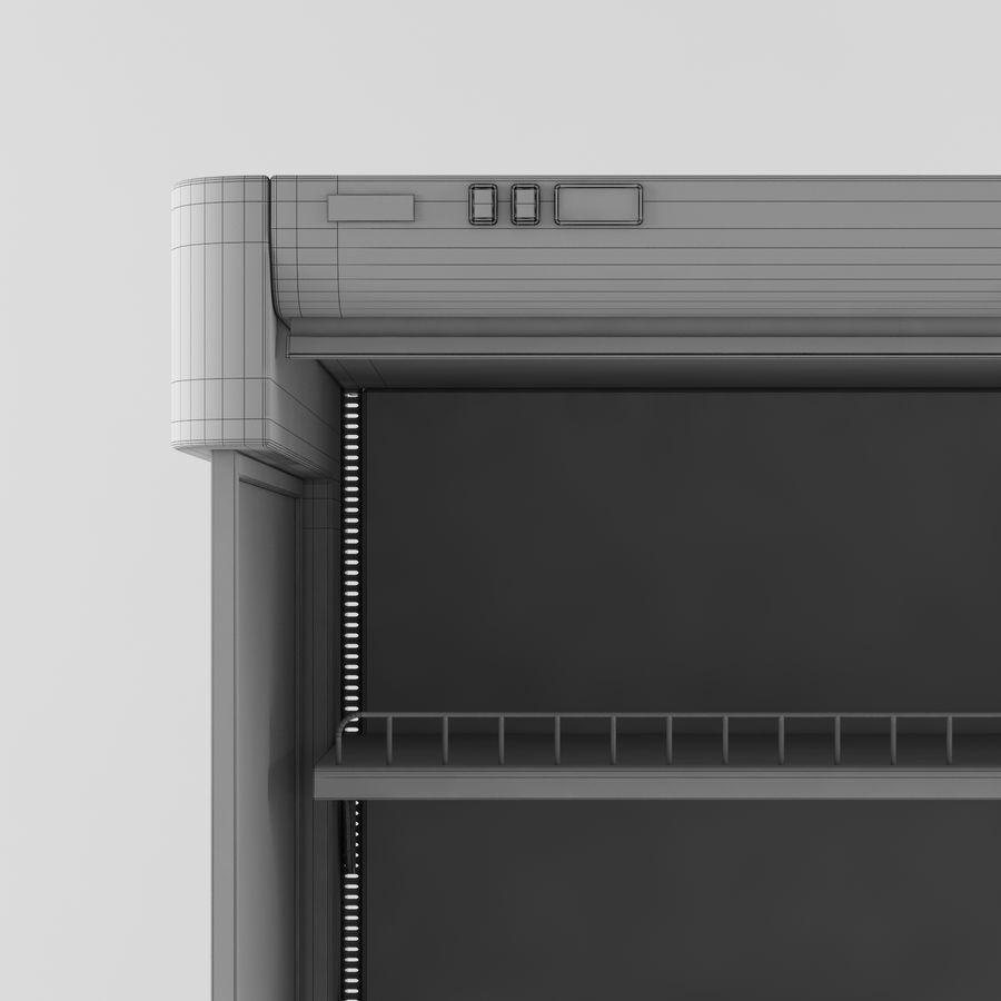 Shop Fridge royalty-free 3d model - Preview no. 6