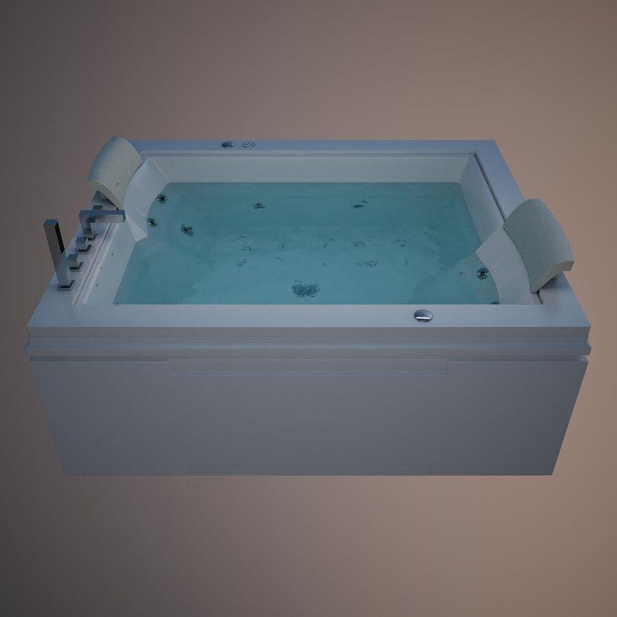 Tub 2 person Nera Wellis 3D Model $25 - .oth .obj .fbx .3ds .max ...