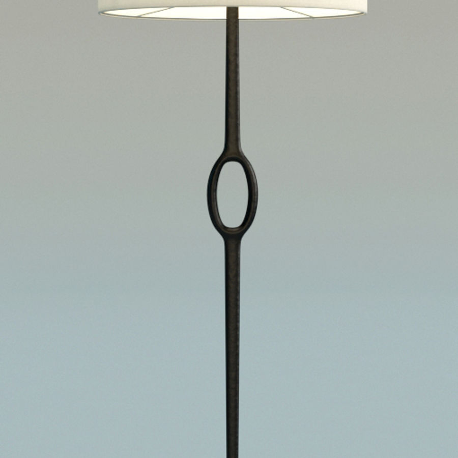 Floor Lamp royalty-free 3d model - Preview no. 1