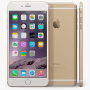 Apple iPhone 6 Plus 3d model