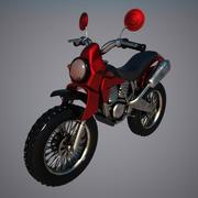 Moto-Cross 3d model