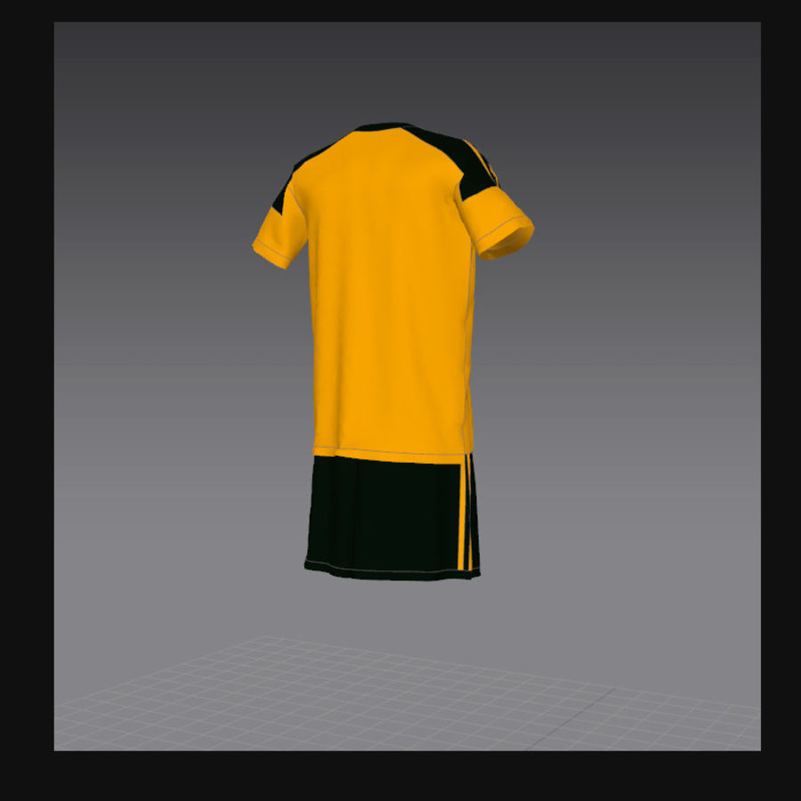 Sportswear 3D Model $19 -  obj  pac - Free3D