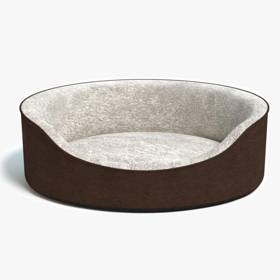 Pet Bed royalty-free 3d model - Preview no. 1