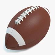 Football 2 3d model