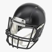 Futbol kaskı 02 3d model