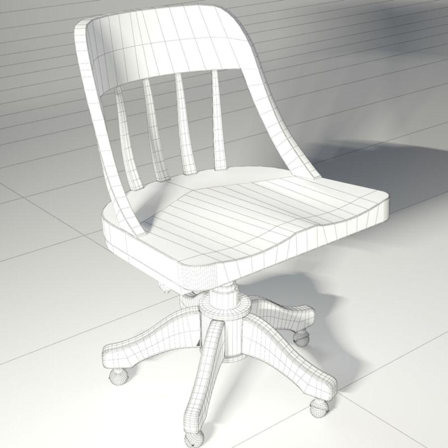 3d17max Restoration Modèle Hardware Chaise De Bureau Keating Nym8n0vwO