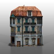 Polish house v11 3d model