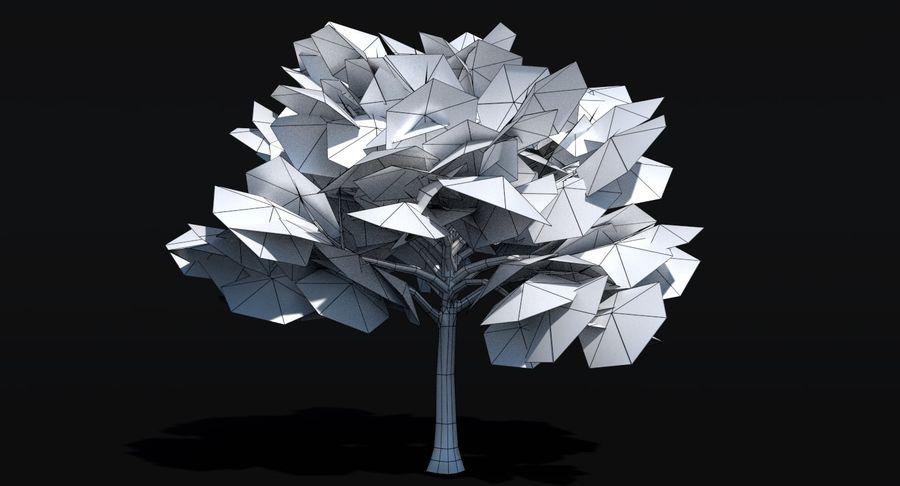 Low Poly Medium Size Tree 3D Model $19