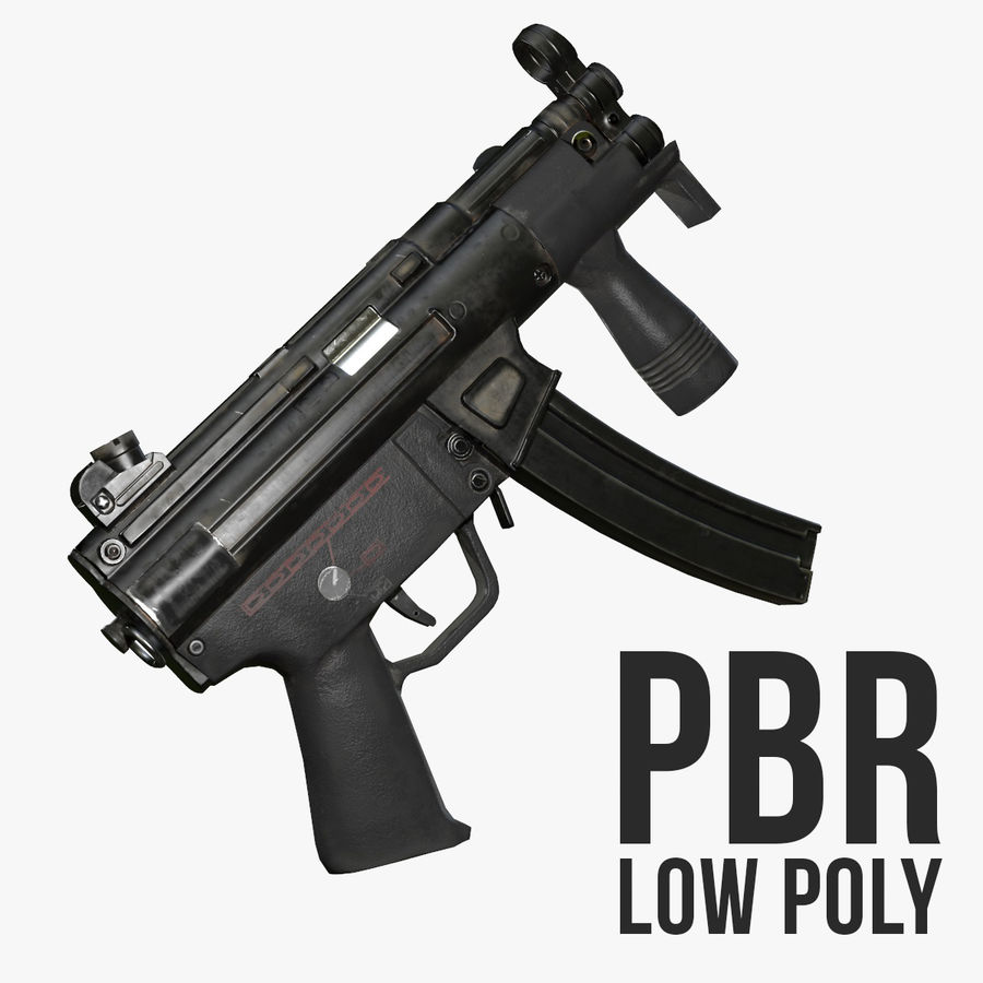 mp5 a5 wiring diagram database UMP SMG