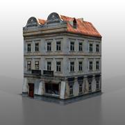 Polish house v8 3d model