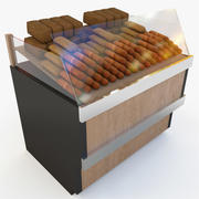 Bread Rack 3d model