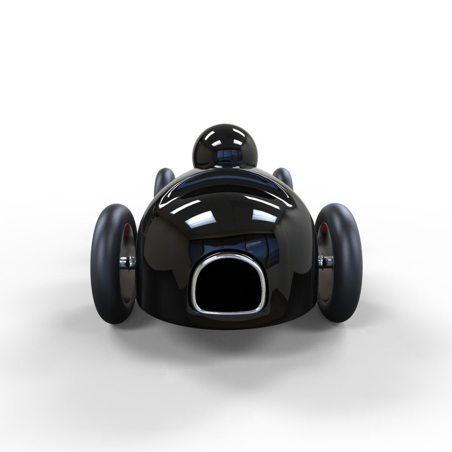 Carro de brinquedo royalty-free 3d model - Preview no. 8