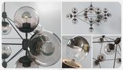 MODELLO LAMPADARIO A 4 LATI 3d model