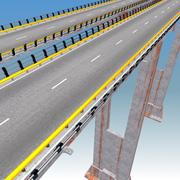 High Bridge 3d model