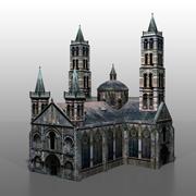 Church v4 3d model