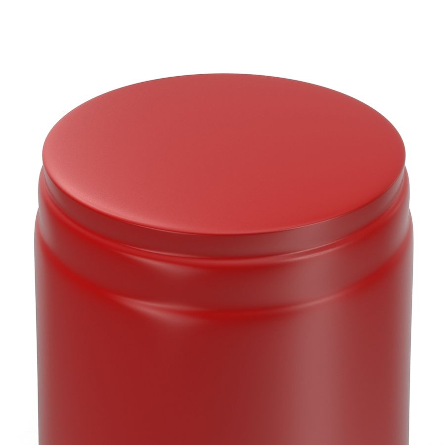Solo Cup royalty-free 3d model - Preview no. 11