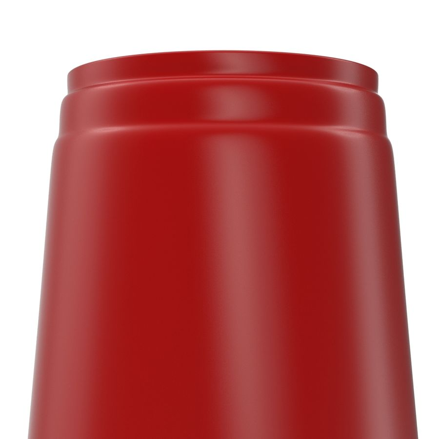 Solo Cup royalty-free 3d model - Preview no. 12
