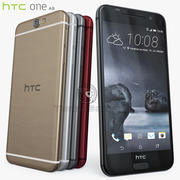 HTC One A9 3d model