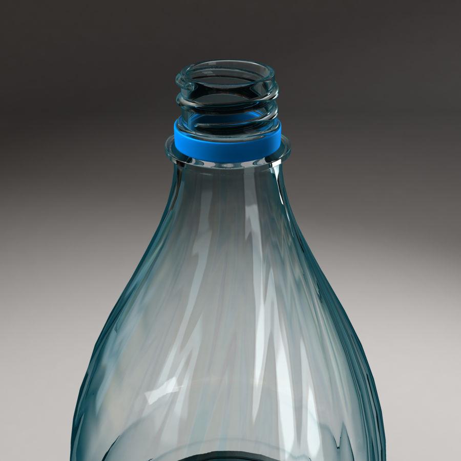 Plastic Bottle royalty-free 3d model - Preview no. 4
