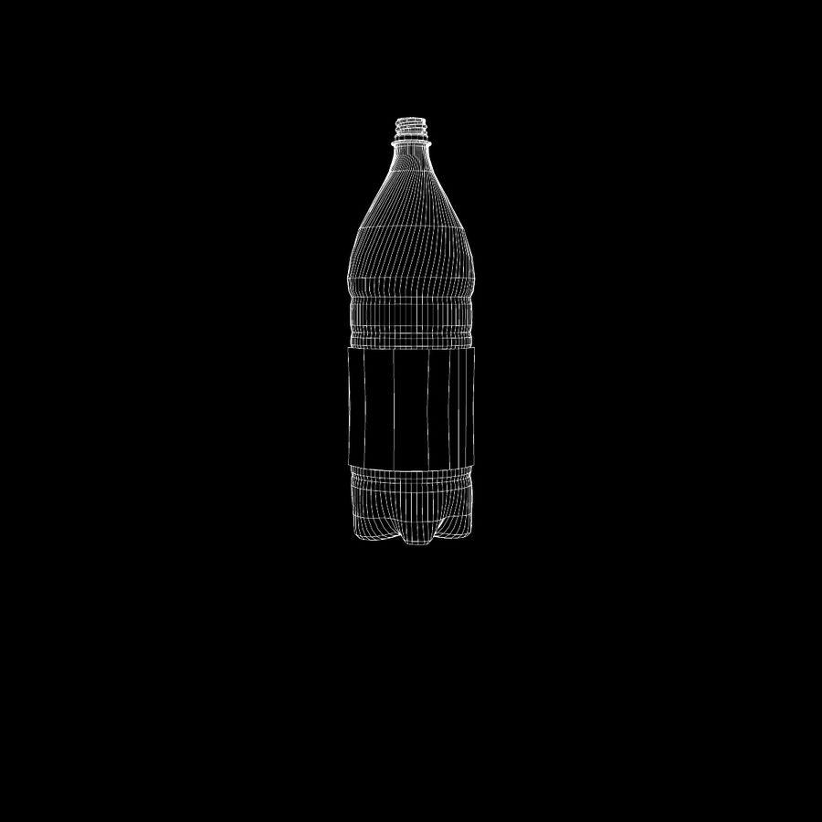 Plastic Bottle royalty-free 3d model - Preview no. 16