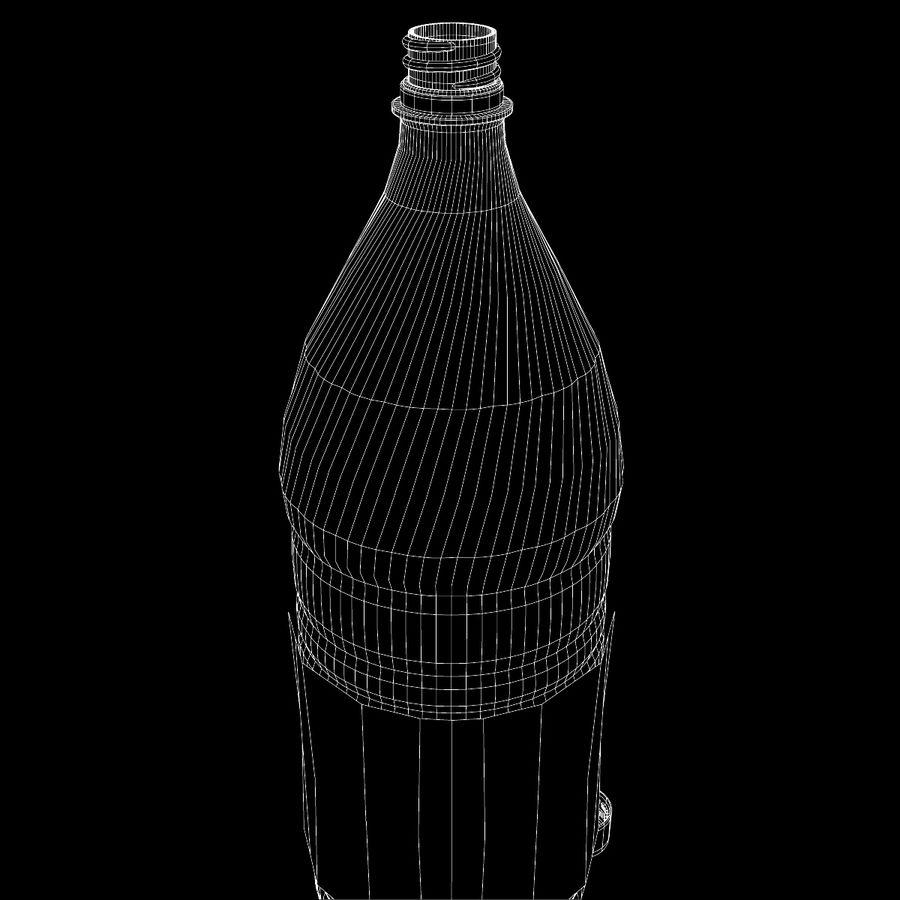 Plastic Bottle royalty-free 3d model - Preview no. 14