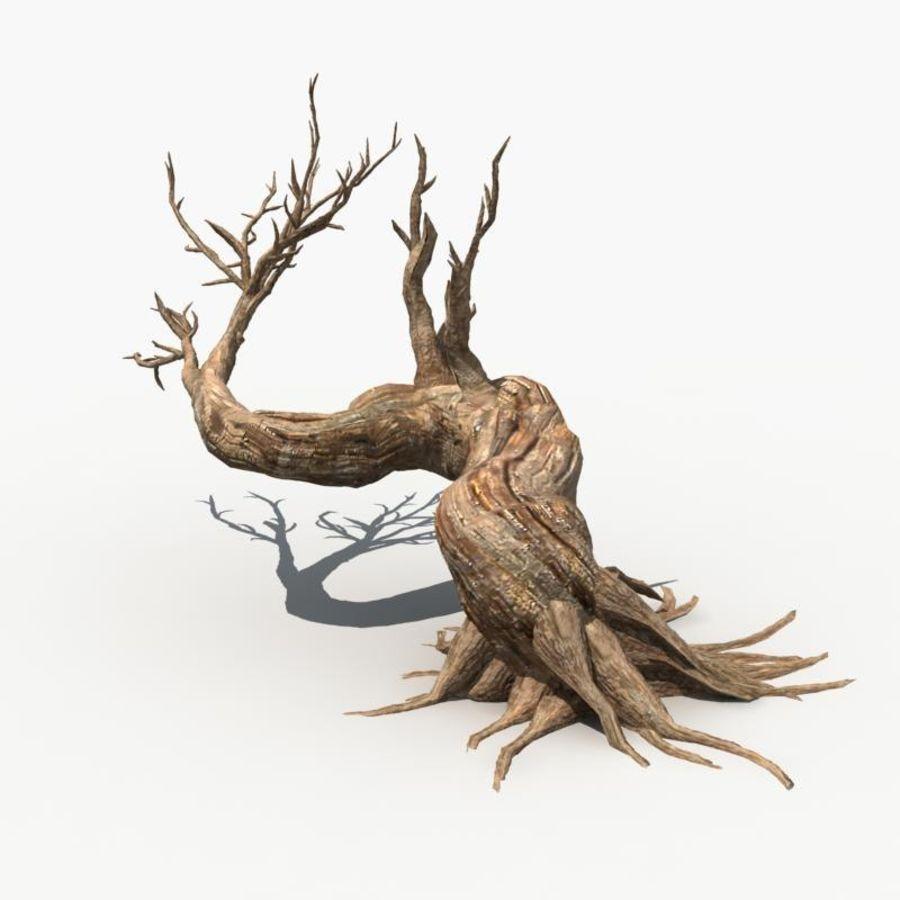 Árvore Seca 07 royalty-free 3d model - Preview no. 1