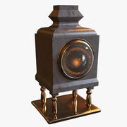 Train light 3d model