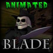 Puppet Master Blade 3d model