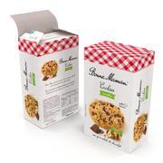 Cookie Box 3d model
