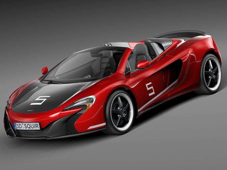 6cb78657226 McLaren 650S Can-Am 2016 3D Model  129 - .lwo .obj .max .fbx .c4d ...