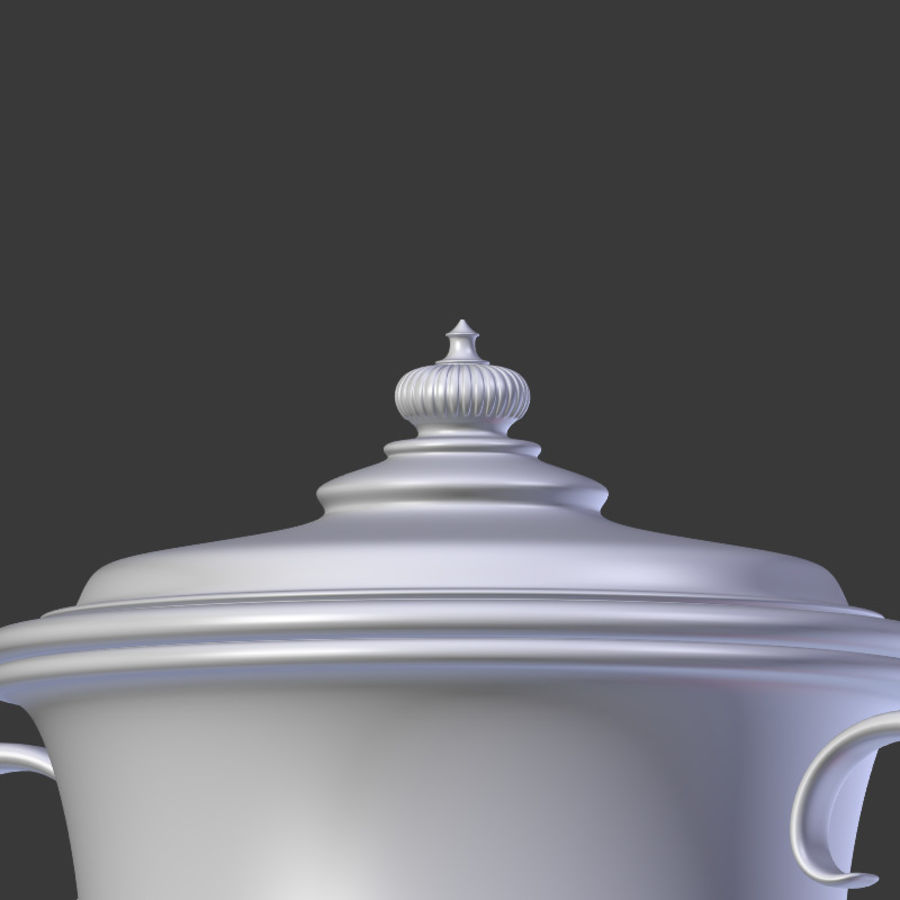 トロフィーカップV2 royalty-free 3d model - Preview no. 12